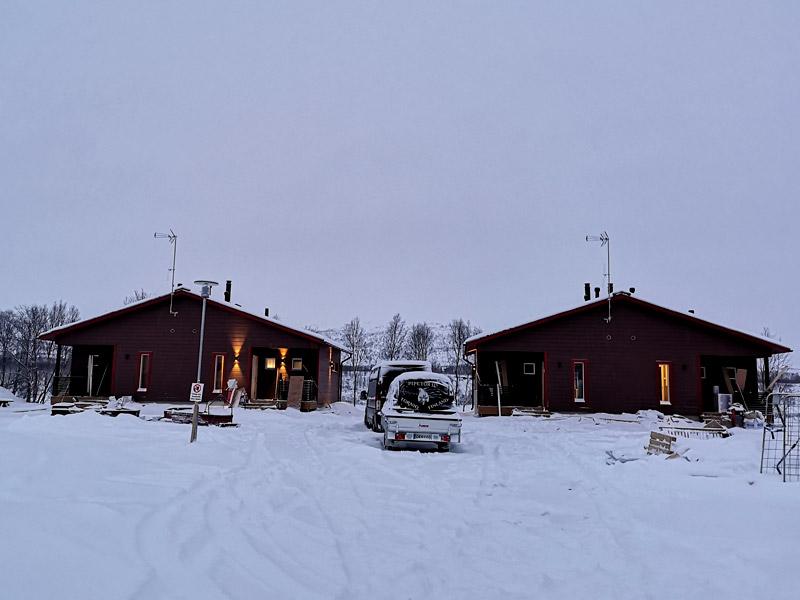 Pipetor Oy - Lomakeskus (Nuorgam)
