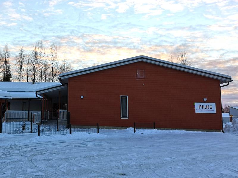 Pipetor Oy - Päiväkoti Pilke (Tornio)